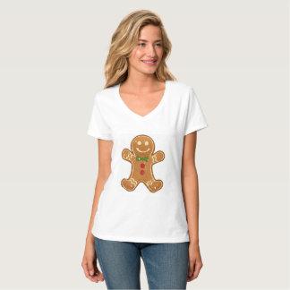 Camiseta con cuello de pico el | Aidensworld21 del