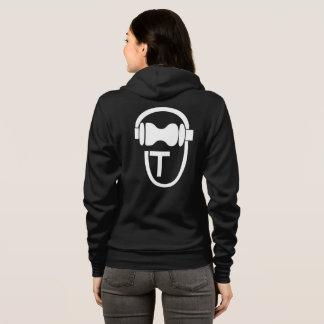 Camiseta con el logotipo de TEnsko - trasero -
