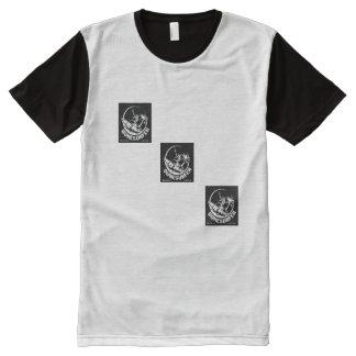 Camiseta Con Estampado Integral DuneSurfer