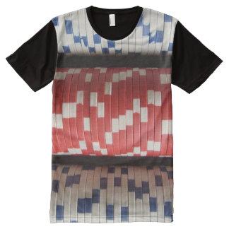 Camiseta Con Estampado Integral Microprocesadores del casino