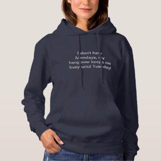 Camiseta con la diversión, refrán único