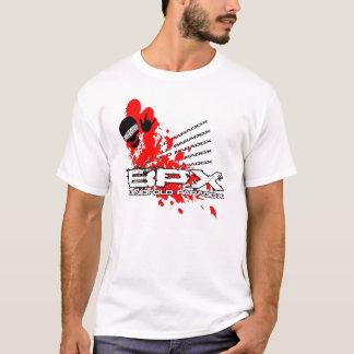 camiseta con los ojos vendados de la paradoja