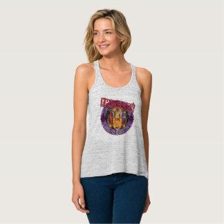 Camiseta Con Tirantes ¡Ahorre la abeja! ¡Ahorre el mundo! Oscile y ruede
