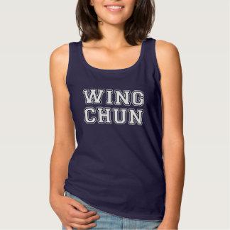 Camiseta Con Tirantes Ala Chun