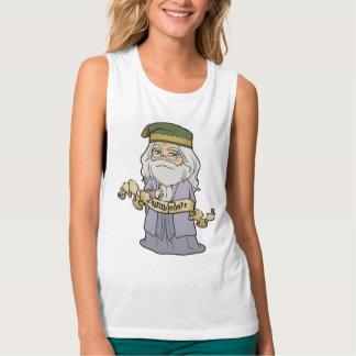 Camiseta Con Tirantes Animado Dumbledore