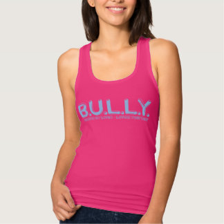 Camiseta Con Tirantes Aumentando vidas y amándose el tanque
