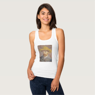Camiseta Con Tirantes Autorretrato de Van Gogh