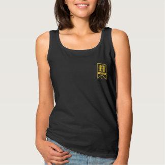 Camiseta Con Tirantes Bandera del monograma de Harry Potter el  