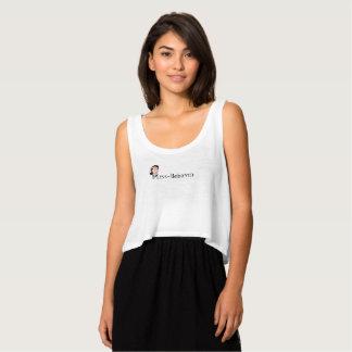 """Camiseta Con Tirantes Bff galón del amigo de la """"Srta.-Behavin"""" del"""