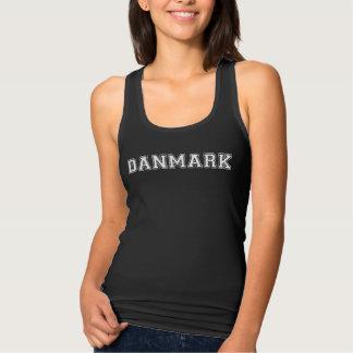 Camiseta Con Tirantes Danmark