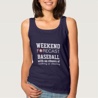 Camiseta Con Tirantes diversión divertida del verano de los deportes del