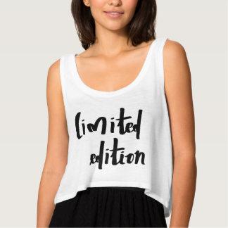 Camiseta Con Tirantes edición limitada