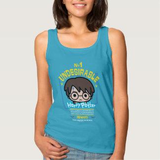 Camiseta Con Tirantes El dibujo animado Harry Potter quiso el gráfico