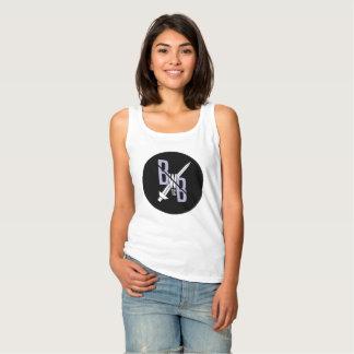 Camiseta Con Tirantes El nuevo tanque del logotipo de BWBTC