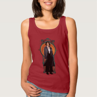 Camiseta Con Tirantes El panel del art déco de Porpentina Goldstein