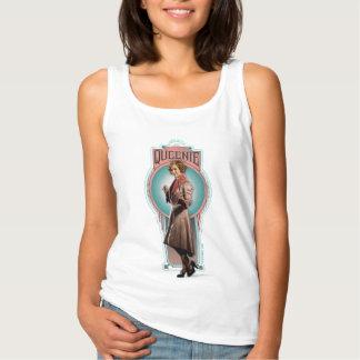 Camiseta Con Tirantes El panel del art déco de Queenie Goldstein