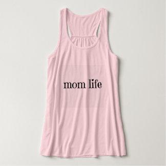 Camiseta Con Tirantes El tanque de la vida de la mamá