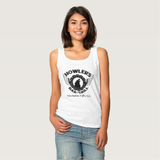 Camiseta Con Tirantes El tanque de las señoras del chillón
