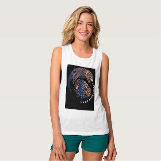 Camiseta Con Tirantes El tanque del día del Pangolin del mundo
