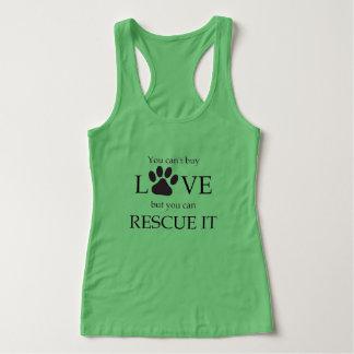 Camiseta Con Tirantes el tanque del rescate