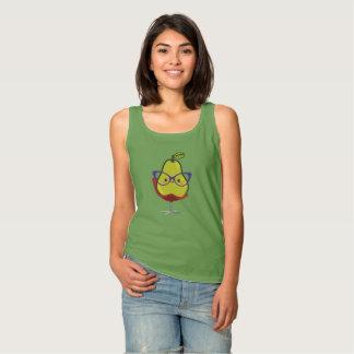 Camiseta Con Tirantes El tanque verde con el diseño de Chairpear