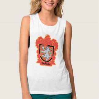 Camiseta Con Tirantes Escudo de Gryffindor del dibujo animado