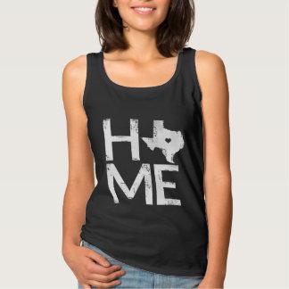 Camiseta Con Tirantes Estado de origen de Tejas del amor