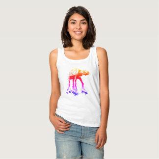 Camiseta Con Tirantes Estrella del rodillo