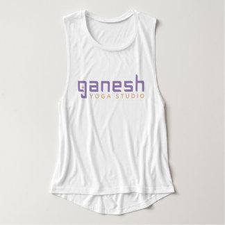 Camiseta Con Tirantes Estudio de la yoga de Ganesh