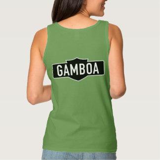 Camiseta Con Tirantes Gamboa, muestra del tren