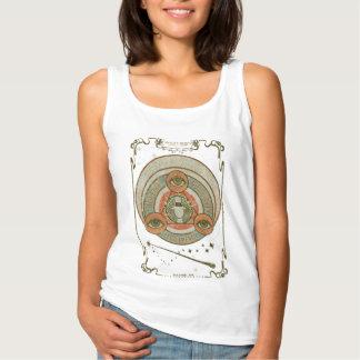 Camiseta Con Tirantes Gráfico de Queenie Goldstein Legilimency