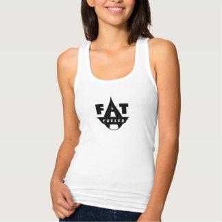 Camiseta Con Tirantes Grasa aprovisionada de combustible - mujeres del