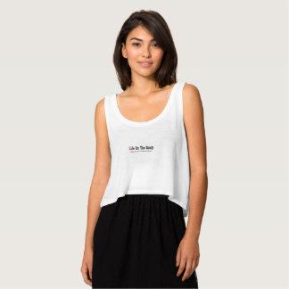 """Camiseta Con Tirantes Haga una declaración - diseños por """"vida en el"""
