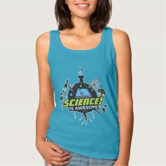 Camiseta Con Tirantes La ciencia es impresionante