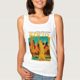 Camiseta Con Tirantes La revista de septiembre del amigo de la bruja