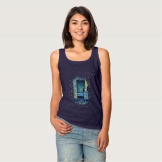 Camiseta Con Tirantes Los gatos del expresionismo