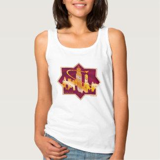 Camiseta Con Tirantes M.A.C.U.S.A. Insignia gráfica