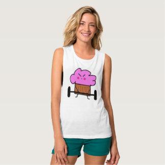 Camiseta Con Tirantes Magdalena de Deadlifting
