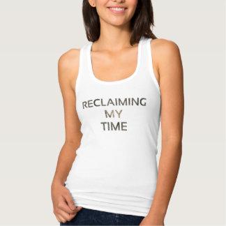 Camiseta Con Tirantes Maxine Waters Reclaiming