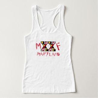 Camiseta Con Tirantes MixxedFit® inspiró la frecuencia intermedia