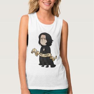 Camiseta Con Tirantes Profesor Snape del animado