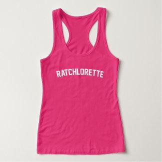 Camiseta Con Tirantes Ratchlorette