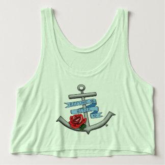 Camiseta Con Tirantes Soy no titánico