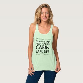 Camiseta Con Tirantes tiempo de verano