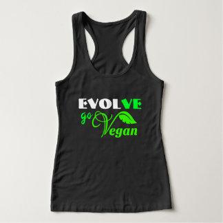 Camiseta Con Tirantes Va el vegano