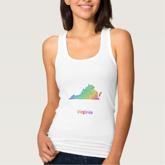 Camiseta Con Tirantes Virginia
