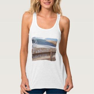 Camiseta Con Tirantes womens singlet template