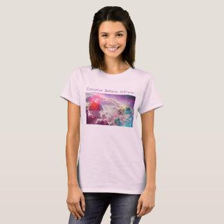 Camiseta Conciba. Crea. Alcance