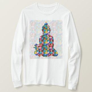 Camiseta Conciencia de BUDA: Rodado en las JOYAS