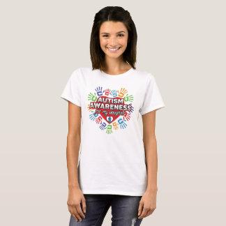 Camiseta Conciencia del autismo para mi hija